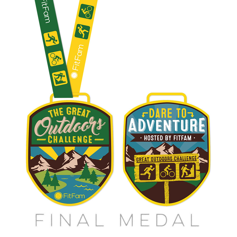 OutdoorMedal